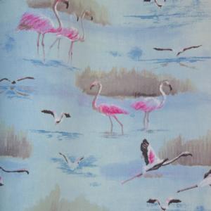 Flamingo järvi