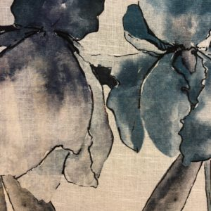 Flower sininen