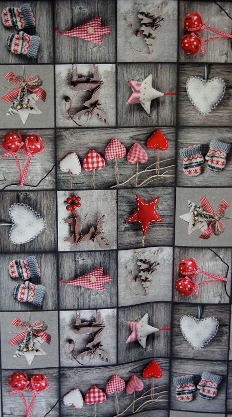 Joulu sydän