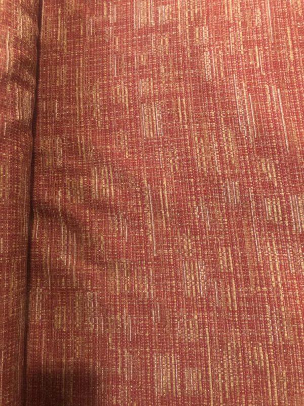 Kudottu punainen 280cm